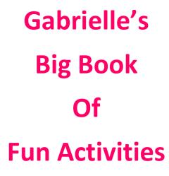 Gabby's big book
