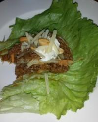 Lettuce tacos